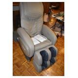 Cozzia Massage Chair, 12-16,As New,EG326G