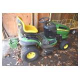 John Deere Yard Tractor