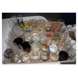 Shot glass Assortment,