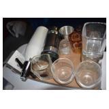 Barware,Glasses,Soda Bottle