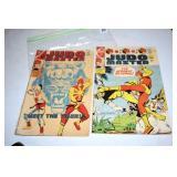 Comics, Judo Master, 93 & 93, 2 publishers