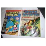Great Adventure & Unknown Worlds-#43-1962