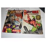 Sub-Mariner & Hulk, # 86,87
