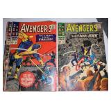 The Avengers, #s 23,25,26,29,33,35,36