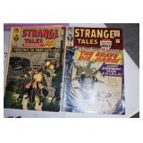 Strange Tales, #s 138,139,140,141, 142,143,
