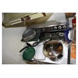 Baking, Cooking, Large assortment