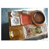 Ash Trays, Cigarette Case from Germany