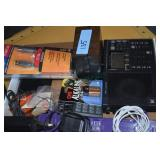 Office Supplies, some electronics