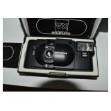 Camera,As New, 35mm,Film, in box,books