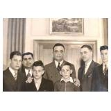 "Archive, Autograph,"" J. Edgar Hoover"" Roanoke boys"