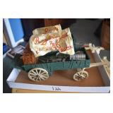Roy Rogers, Chuck Wagon, 1 complete w Tools
