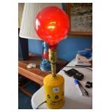 Vintage Filter Lamp,Walker / BCD