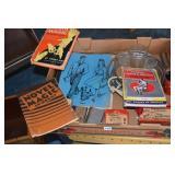 Large Magic Assortment, 60s vintage toys