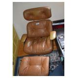 Modernist Chair, Selig, NY, Stool found