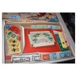 Vintage Milton Bradley Game, Dogfight