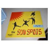 Album, Sun Spots, signed Bobby Morris