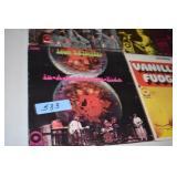 Albums, Iron Butterfly, 3 Vanilla Fudge