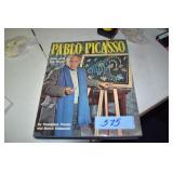 Book, Pablo Picaso, 1973