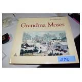 Book, Grandma Moses,