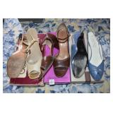 Formal ladies shoes , narrow 9s