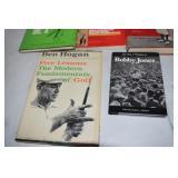 Vintage Golfing Books