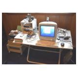 Vintage, iMac Computer System All Components &