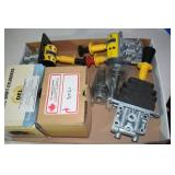 New Pneumatic Parts / Hydraulic also
