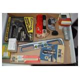 Assorted Small Tools