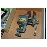 Vise and small tools