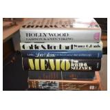 Stack of Hollywood Style Books