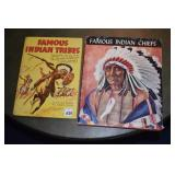 Indian Tribes and Indian Chiefs Books