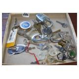 Coin Box and Keys