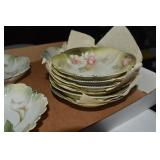 Germany Berry Bowls, Large Bread Tray