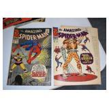 Amazing Spiderman, #s 28,29,30,31,42