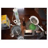 Salad Spinner, Other kitchen gadgets