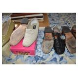 5 Pairs of Ladies Shoes, all size 9