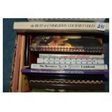 Box of Nice Cookbooks