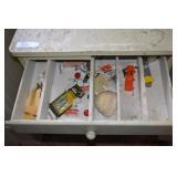 Vintage Kitchen / Baker cabinet