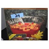 Punch Bowl & Set of Cups-6