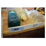 Bottles, & Cruets, Irish