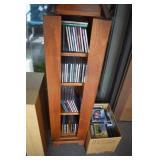 "CD Storage , 48"" Tall, Display Shelf"