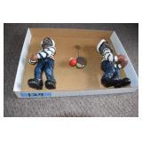 Old Crusty Sailors Figures