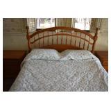 Sumter Furniture, Queen, Bedroom Suite, Nice