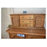 Jewelry Chest, 9 drawers