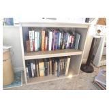 Shelf and book assortment