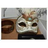 Masks & Marilyn Picture