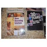 Books assortment