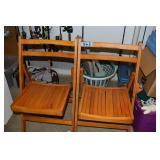Folding Chairs, 2
