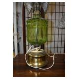Lamps,Decorative, 4 in all, sm to lg