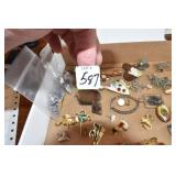 Bits-N-Pieces, Dis-N-Dat, Mostly Jewelry Items